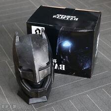Bre jouets Batman VS Superman portable Batman blindés 1/1 casque grandeur nature