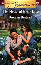 House at Briar Lake by Rustand, Roxanne-ExLibrary