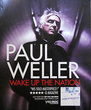PAUL WELLER, WAKE UP THE NATION POSTER  (R10)