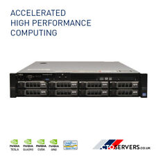 Servidor Dell PowerEdge R720 2 X E5-2650 48 GB RAM 6 TB LFF SAS NVIDIA Quadro P6000