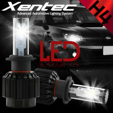 XENTEC LED HID Headlight kit 488W 48800LM H4 9003 6000K for 2008-2014 Scion xD