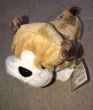 Webkinz Bulldog With Sealed Code Hm126 smoke free home. Vgc