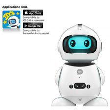 IDOL ROBOT - SMART ROBOT INTERATTIVO PER BAMBINI INSEGNA PARLA CANTA RACCONTA