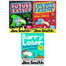 Future Ratboy & Barry Loser Series Collection By Jim Smith 3 Books Set, New Pack