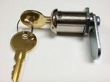ARCADE GAME &  PINBALL  & MAME MACHINE BACK DOOR LOCK  NEW 2 KEYS!!!!