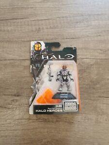 Halo Heroes: Spartan Oceanic, Mega Bloks, Unopened.