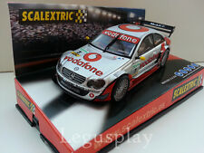 Slot SCX Scalextric 6117 Mercedes CLK DTM Schneider Nº3