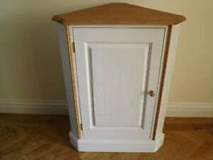 Painted pine corner unit made by our own carpenters. SALE PRICE