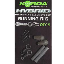 Korda-Hybrid RUNNING RIG KIT
