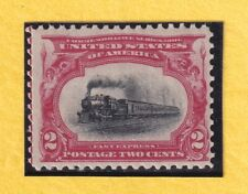US STAMP SC# 295 2c 1901 *MINT LH. CV$15.00 637