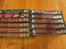 Dark Shadows Vhs Tapes- 11 Total Tapes
