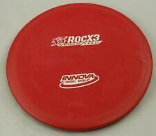 New Xt Rocx3 175g Mid-Range Red Innova Disc Golf at Celestial Discs
