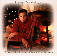 Harry Connick, Jr. - When My Heart Finds Christmas CD 1993 Columbia [CK 57550]