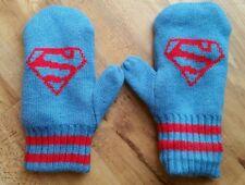 Boys GAP Junk Food Superman Mittens Gloves nwot