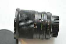 Deitz Manual Focus 28-80mm F3.5-4.5 Lens for Pentax PK Mount K1000 K2