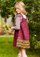 Matilda Jane CLASS ACT Dress Girls Size 8 NWT In Bag Choose Your Own Path New