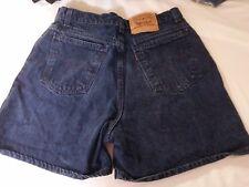 Womens Vintage Levis 36920  regular  Fit Denim Shorts 14 Reg high waist mom