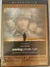 Saving Private Ryan Used Dvd Widescreen Special Limited Edition Tom Hanks