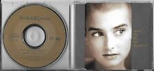 MAXI CD SINGLE 3 TITRES SINEAD O'CONNOR DON'T CRY FOR ME ARGENTINA 1992