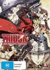 Trigun - Badlands Rumble (DVD, 2011)