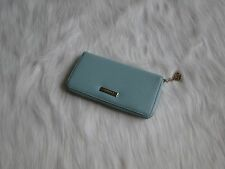Daphne Light Green Zip Wallet