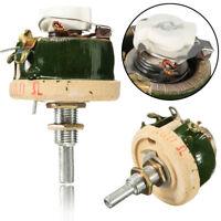 High Power Wirewound Potentiometer Rheostat Variable Resistor 25W 300 OHM New m