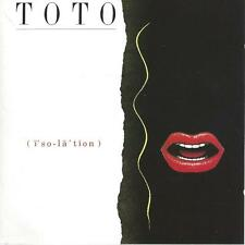 CD album TOTO - ISOLATION ( Ï SO - LÄ - TION )