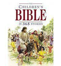 The Children's Bible in 365 Stories, Batchelor, Mary, Used; Good Book