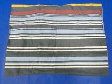 Pottery Barn Teen Schooner Multi Stripe Reversible Bed Pillow Sham Standard