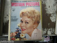 MOTION PICTURE MAG-Kim Novak's Forbidden Romance-5/1957