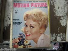 MOTION PICTURE MAG-Kim Novak's Forbidden Romance-5/1957