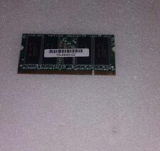 SMART  STEC  512MB  9CHIPS SODIMM ECC  PC2700D  ROSH CIS00-2195-217SFU
