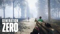 Generation Zero | Steam Key | PC | Digital | Worldwide