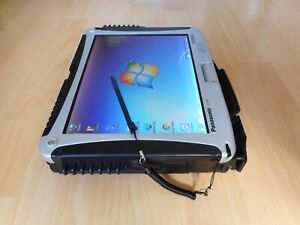 30 HOURS CF-19 Panasonic Toughbook, 1.20 GHz , SSD 250 Go , 4Go , Tactile