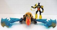 "DC Comics Inc. 1 - ""BAT-virtuelle + BATMAN"" - Hasbro 1999 e 2000"