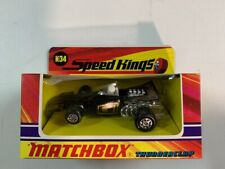 Coche miniatura Matchbox Speed Kings K-34 Thunderclap