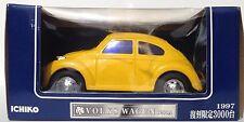 ICHIKO VOLKSWAGEN 1200A BEETLE 1:18 SCALE ICHIKO TIN TOY CAR VW BUG