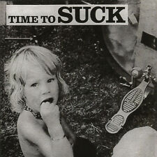 Suck – Time To Suck CD NEW
