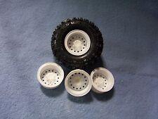 Ford Super Duty Wheels (#3) 1/24 1/25 scale