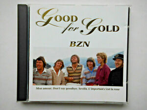 BZN - Good for Gold - CD 1995