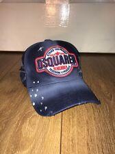 Dsquared2 Cap% Navy. Freedom Struggle %%%
