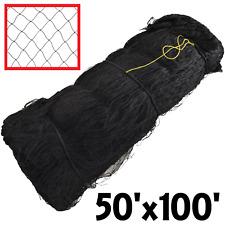 Rite Farm Product 50x100 Poultry Bird Aviary Netting Game Pen Net Garden Chicken