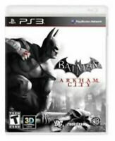 Batman: Arkham City PlayStation 3 PS3