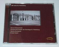 CD/300 JAHRE ST PETERSBURG/GERNOT WINISCHHOFER/HOETZL/Gramola 98761