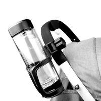Baby Stroller Pushchair Cup Holder Rack Bottle 360 Rotatable Storage Mommy Bag
