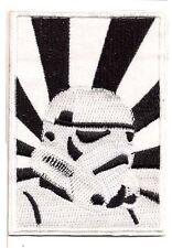 Star Wars Stormtrooper - Logo Patch - Uniform Aufnäher - zum aufbügeln - neu