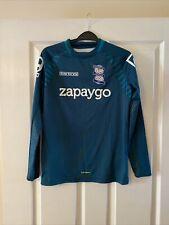 Birmingham City Football Shirt Large Boys