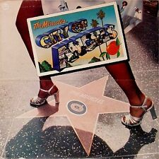 THE MIRACLES 'CITY OF ANGELS' US IMPORT LP TAMLA