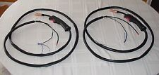 (Lot of 2) Mig torch cable for chicago electric and other wire feed welders