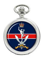 Queen's Gurkha Signals, British Army Pocket Watch